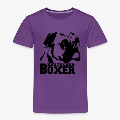 Deutscher Boxer - Kinder Premium T-Shirt