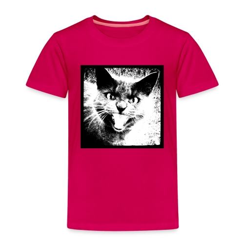 wild cat - Kids' Premium T-Shirt
