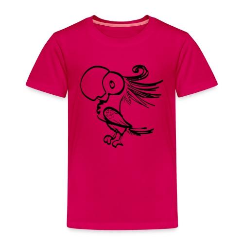 Perroquet Hector - T-shirt Premium Enfant