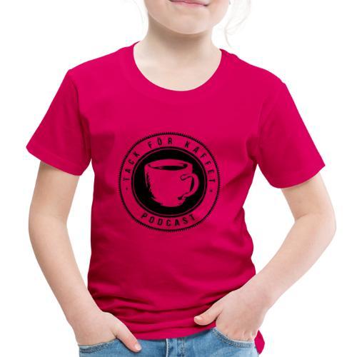 TFK logo - Premium-T-shirt barn