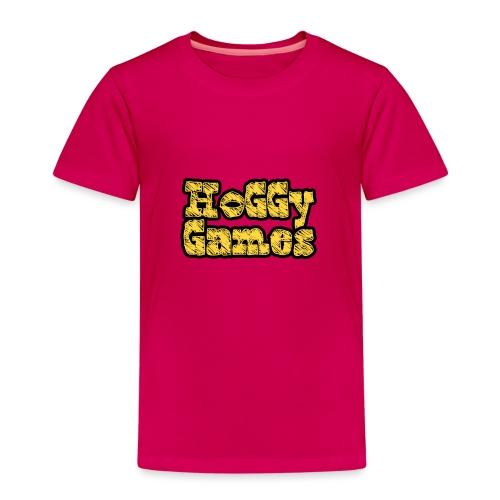 HoGGyGames - Maglietta Premium per bambini