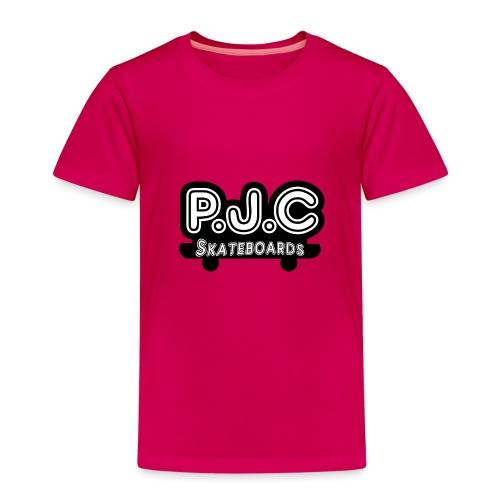 P.J.C Skateboards - Kids' Premium T-Shirt