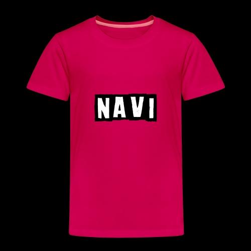 NAVI - Camiseta premium niño