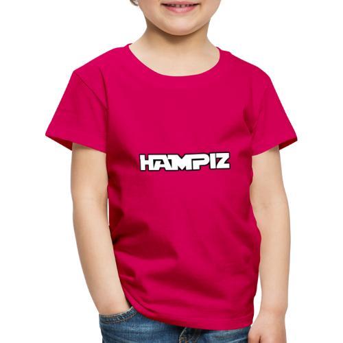 hAMPIZ - Premium-T-shirt barn
