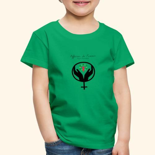Affaires de Femmes - T-shirt Premium Enfant