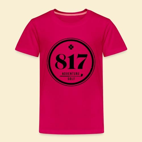 817 Adventure Golf Rucksack - Kinder Premium T-Shirt