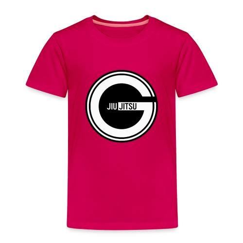 Godalmingbjjlog1 - Kids' Premium T-Shirt