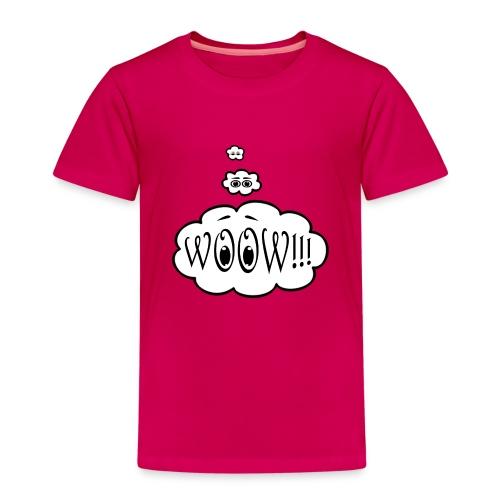 Woow - Camiseta premium niño