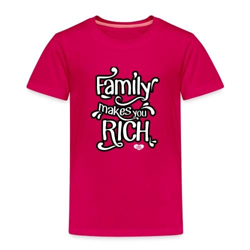 famille - T-shirt Premium Enfant