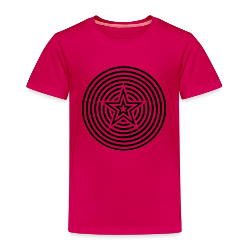 Star Circles - Kids' Premium T-Shirt