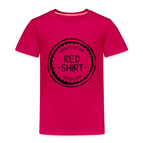 red shirt - Kinderen Premium T-shirt