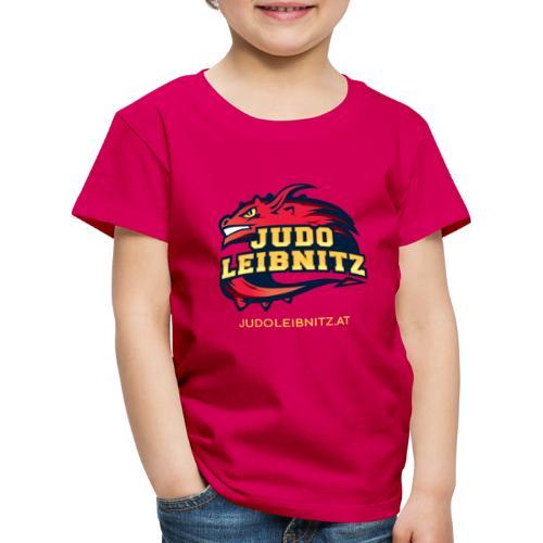 Judo Leibnitz Classic - Kinder Premium T-Shirt