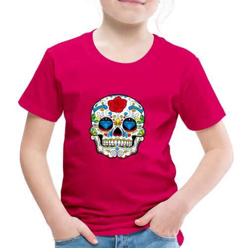 skull2 - Maglietta Premium per bambini