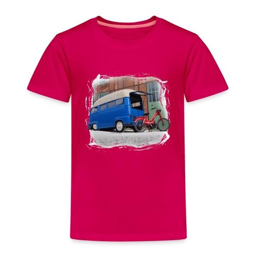 Estafette Prête à charger la mob ! - T-shirt Premium Enfant