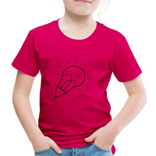 Symbol - Kinder Premium T-Shirt