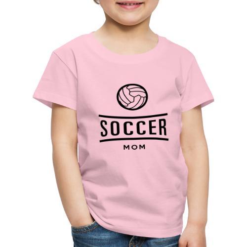 soccer mom - T-shirt Premium Enfant
