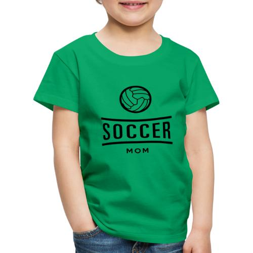soccer mom - T-shirt Premium Enfant