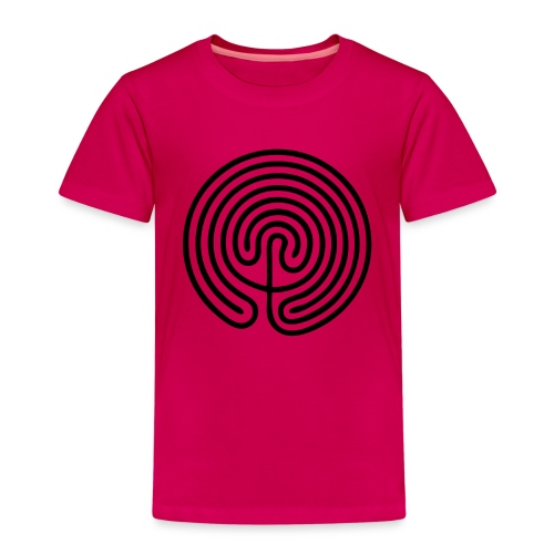 Labyrinth Men - T-shirt Premium Enfant