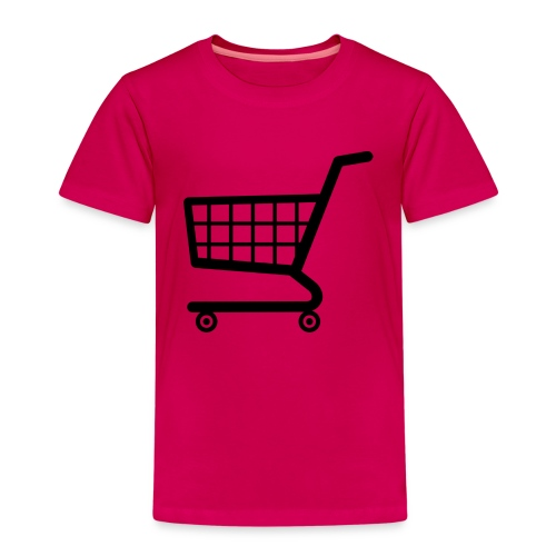 shopping cart png i8 png - Kids' Premium T-Shirt