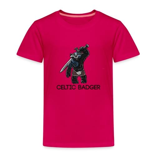 paddybadger png - Kids' Premium T-Shirt