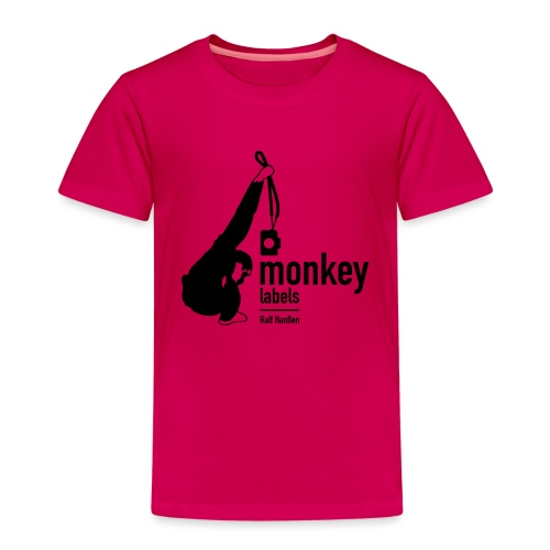 monkeylabels - Kinder Premium T-Shirt