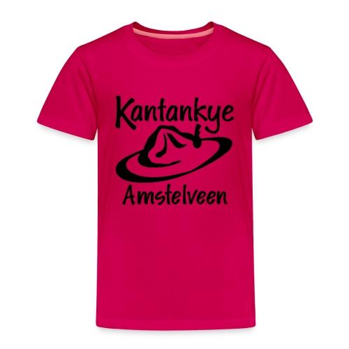 logo naam hoed amstelveen - Kinderen Premium T-shirt