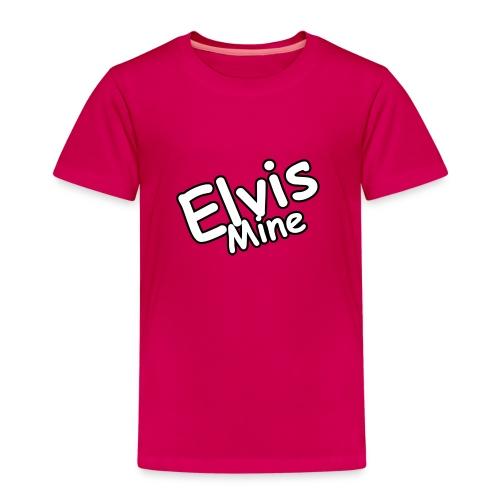 ElvisMineS - Premium-T-shirt barn