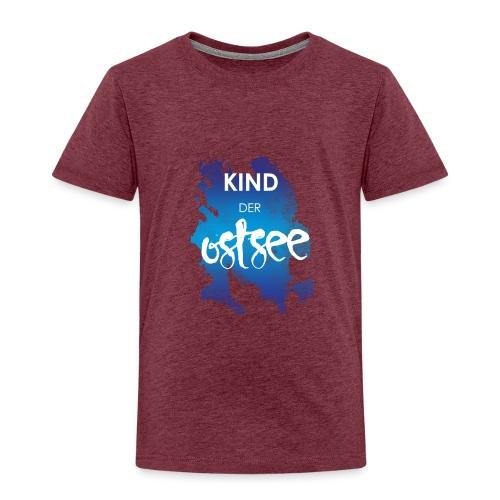 Kind der Ostsee - Kinder Premium T-Shirt