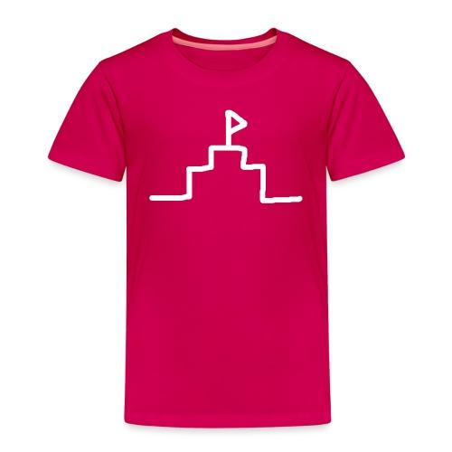 sandcastle png - Kids' Premium T-Shirt