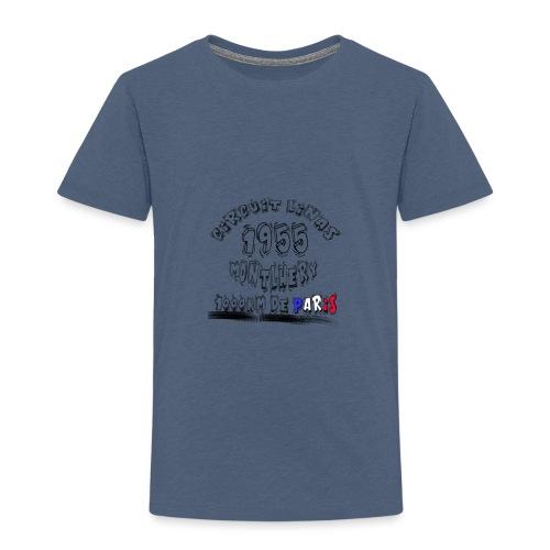 Les anciennes courses automobile - T-shirt Premium Enfant