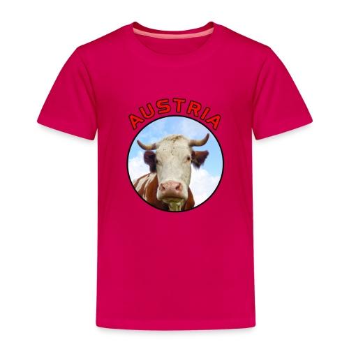 AustriaKuh png - Kinder Premium T-Shirt