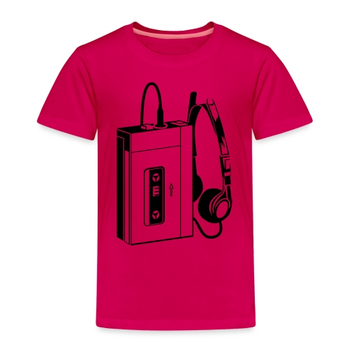 WALKMAN - T-shirt Premium Enfant