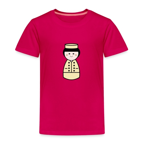 French Doll - Kids' Premium T-Shirt