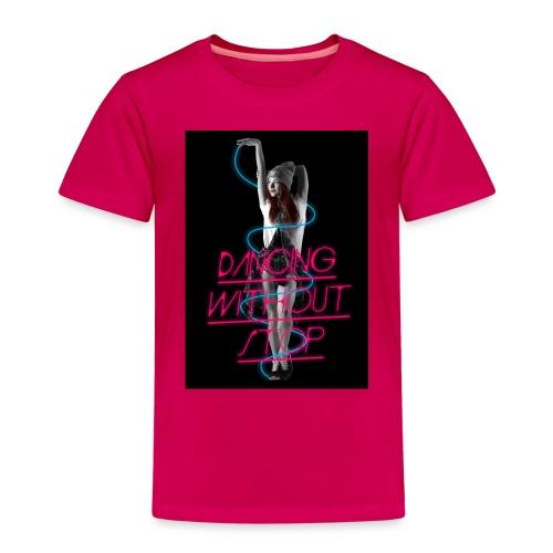 dancing woman - Camiseta premium niño
