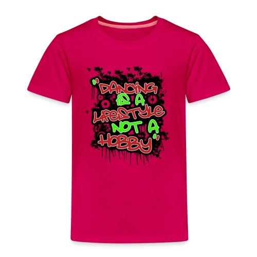 danceing lifestyle - Kids' Premium T-Shirt