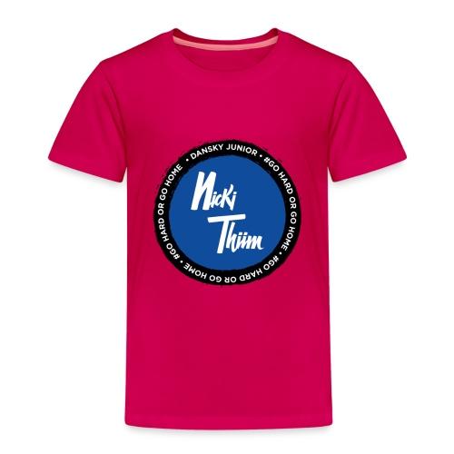 Classic Logo - Kinder Premium T-Shirt
