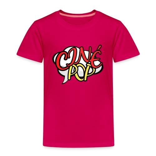Soutenez le CINÉPOP en achetant nos t-shirts ! - T-shirt Premium Enfant