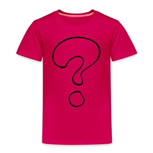 Fragezeichen - Kinder Premium T-Shirt