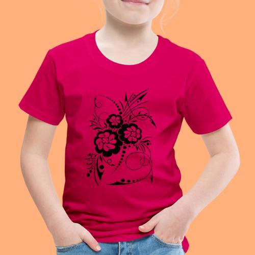 exposion florale - T-shirt Premium Enfant
