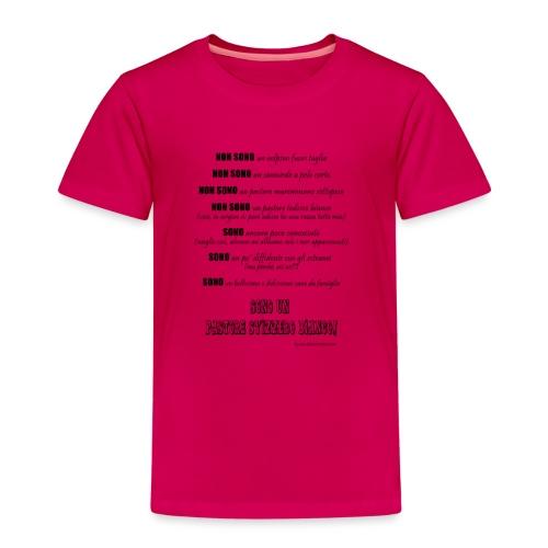 Vero standard svizzero - Maglietta Premium per bambini