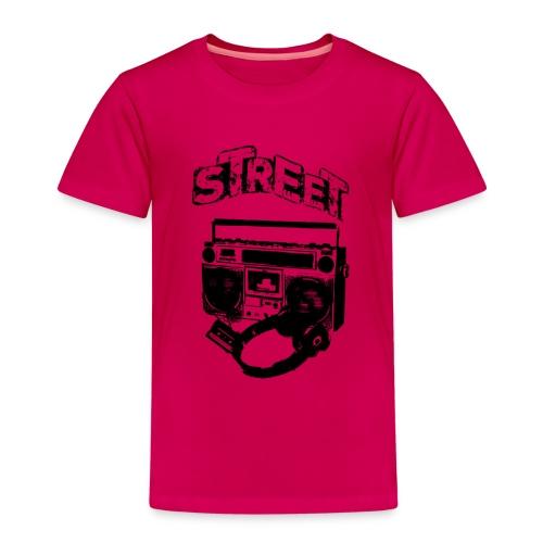 street 1 - Børne premium T-shirt