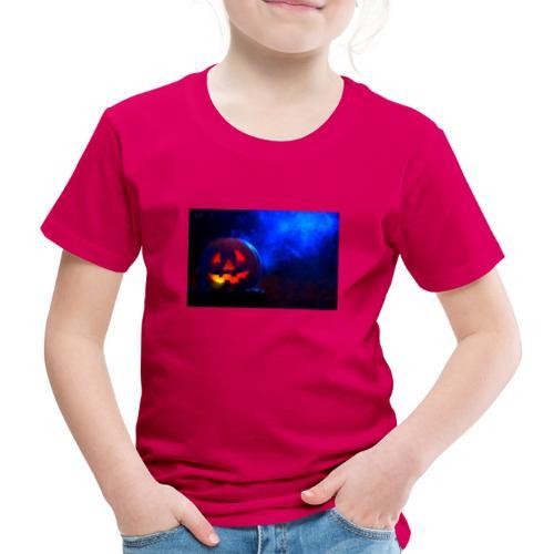 Halloween t-shirt trendy horror - Maglietta Premium per bambini