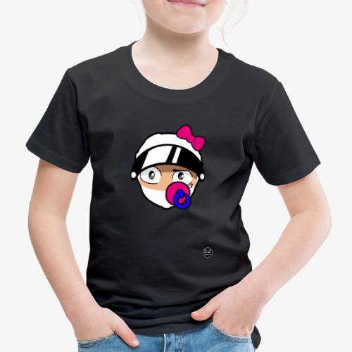 CASQUE Femme - T-shirt Premium Enfant