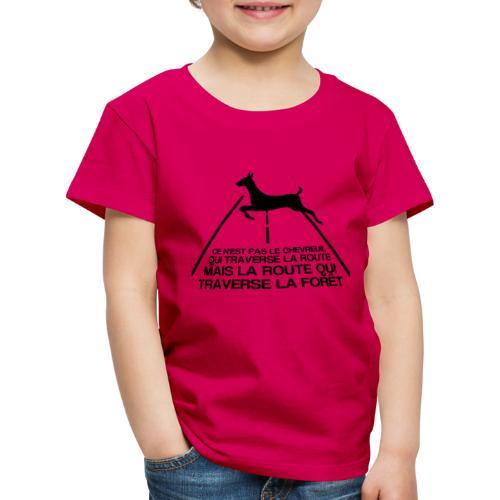 Chevreuil - T-shirt Premium Enfant