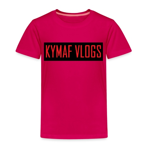 Original Kymaf Vlogs Shirt - Kids' Premium T-Shirt