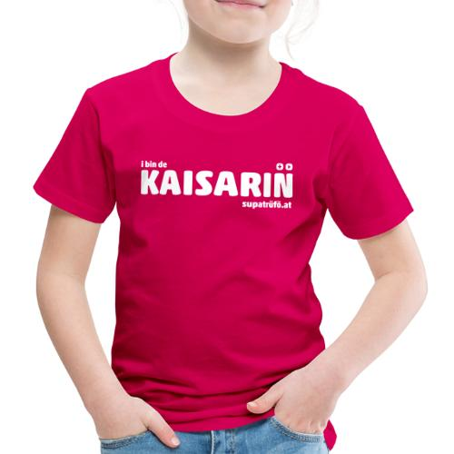 supatrüfö KAISARIN - Kinder Premium T-Shirt