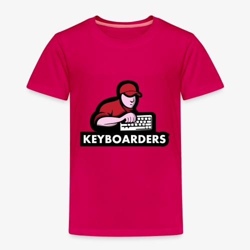 The Keyboarders - Børne premium T-shirt