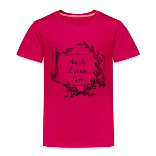 mug humour smile dream live - T-shirt Premium Enfant