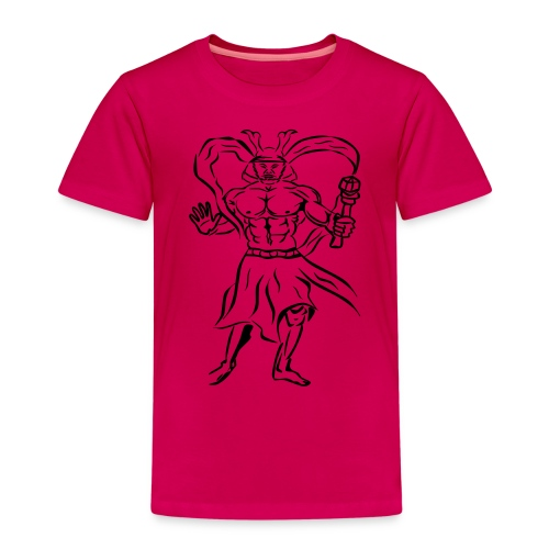 Tempelwaechter KSB schwar - Kinder Premium T-Shirt
