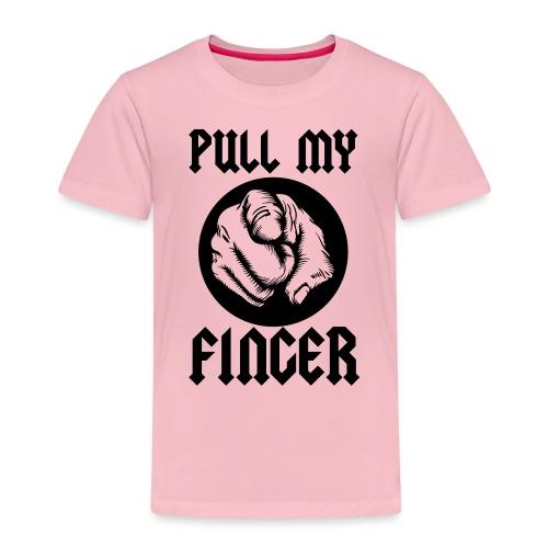 Pull My Finger - Kids' Premium T-Shirt